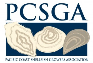 PCSGA Logo 2011 in blue box